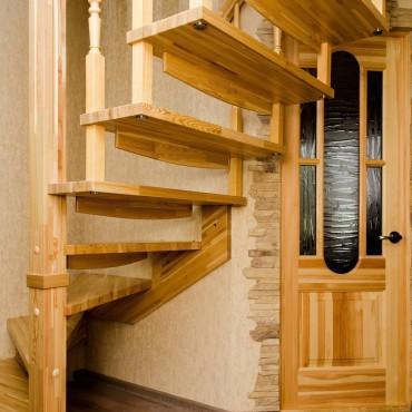 Подвесная лестница на больцах, г.Железнодорожный